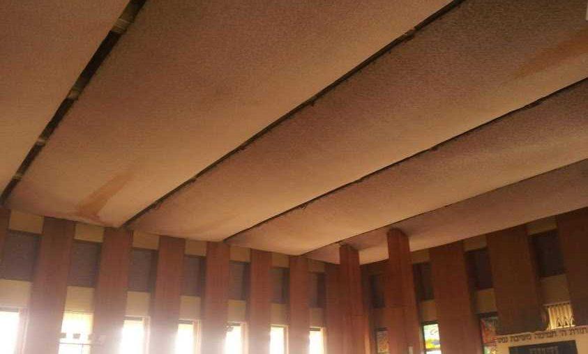 בניית גג