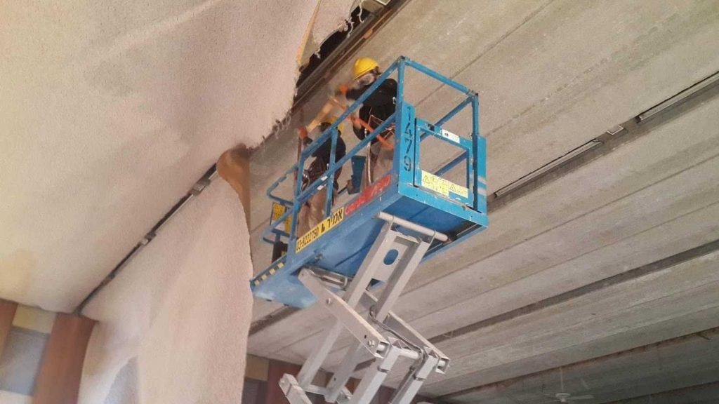 עבודות גג בבניה